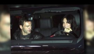 Courteney Cox sort avec la star de Snow Patrol Johnny McDaid