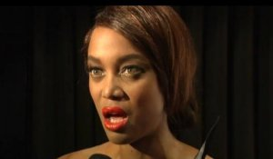 Tyra Banks s'extasie sur Chantelle Brown-Young