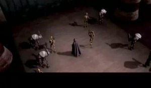 Star Wars : The Clone wars, bande-annonce