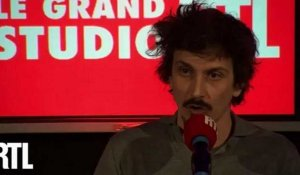 Arnaud Tsamere en direct dans le Grand Studio RTL