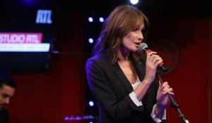 Carla Bruni - Enjoy The Silence (LIVE) Le Grand Studio RTL
