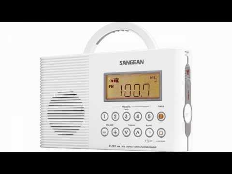 Quel radio réveil pour salle de bain