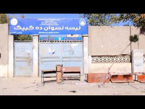 Afghanistan un bureau de vote à kaboul visé par une explosion