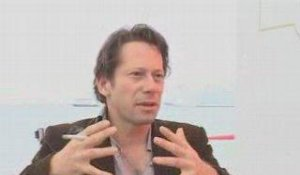 Mathieu Amalric - Cannes 2008