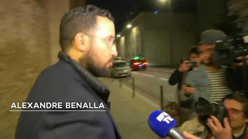 Alexandre Benalla S Est Dit Heureux Et Soulage A Sa Sortie De Prison