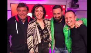 La visite surprise de Cyril Hanouna !