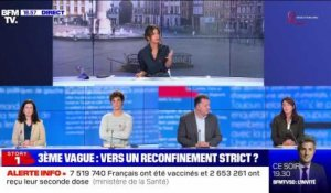 Story 6 : Troisième vague, vers un reconfinement strict ? - 26/03