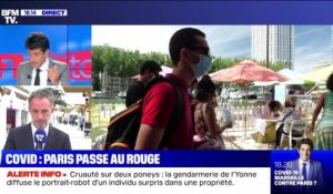 Story 6 : Paris passe au rouge - 27/08