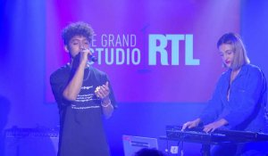 Tsew The Kid - Si je pars ce soir (Live) - Le Grand Studio RTL