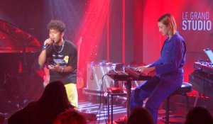 Tsew The Kid - Wouna (Live) - Le Grand Studio RTL