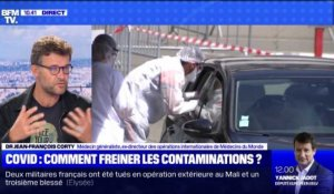 Covid: comment freiner les contaminations ? - 06/09