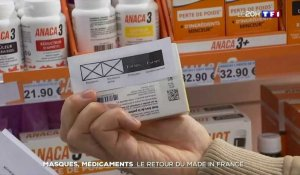Médicaments, Made in France