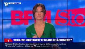 Story 3 : Week-end printanier, le grand relâchement ? - 19/02