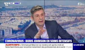 Coronavirus: Boris Johnson en soins intensifs (6) - 07/04
