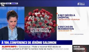 Story 8: 2 592 patients en réanimation en Île-de-France - 14/04