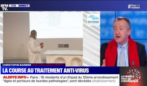 Story 3 : La course au traitement antivirus - 24/03