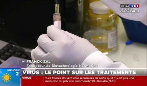 Cruard Reporter : Virus, le point sur les traitements