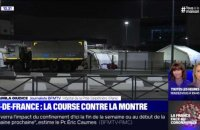 Île-de-France: la course contre la montre (5) - 02/04