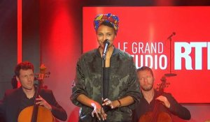 Imany - Time only moves (Live) - Le Grand Studio RTL