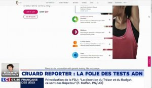Cruard Reporter : La folie des tests ADN