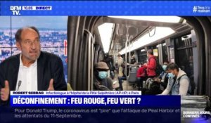 Transports: le point noir ? - 07/05