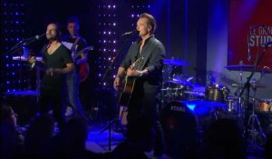 David Hallyday - Tu ne m'as pas laissé le Temps (Live) - Le Grand Studio RTL