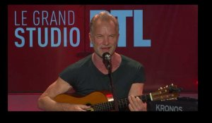 Sting - Desert Rose (Live) - Le Grand Studio RTL