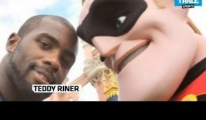 Sporty News du 8 aout : Teddy Riner à Disneyland