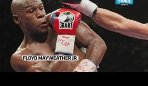 Sporty News: Floyd Mayweather touche le jackpot