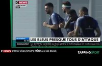 Zap Sport du 19 juin, Mondial : Harry Kane l'incontestable leader britannique