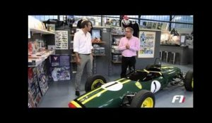 F1i TV : Briefing du Grand Prix de Singapour 2012 de F1