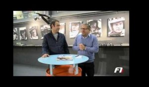 F1i TV : Briefing du Grand Prix du Japon 2012 de F1