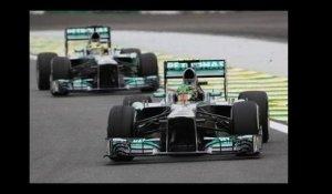 Mercedes, la progression par la triche ? - F1i TV