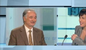 Jacques Attali: l'invité de Ruth Elkrief - 28/03