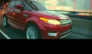 'The Delivery' - Daniel Craig and the All-New Range Rover Sport