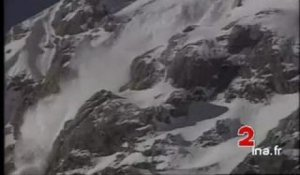 AVALANCHES ALPES