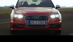 Audi S3 - Exterior and Interior Design