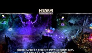 Might and Magic Heroes 6 - Dev Diary Shades Of Darkness [AUT]