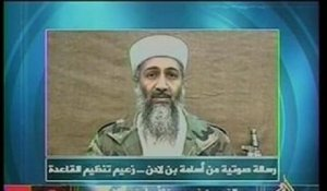 Nouveau message de Ben Laden