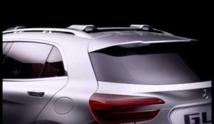 Mercedes-Benz Concept GLA Design