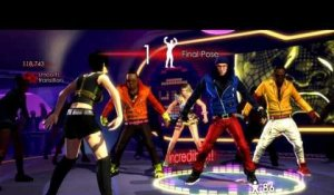 The Black Eyed Peas Experience - Gameplay trailer, October 2011 [IT]