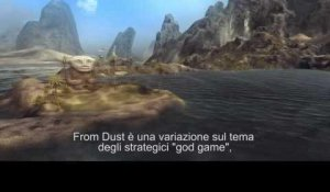 From Dust - Video#1 TECH DEMO [Italia]