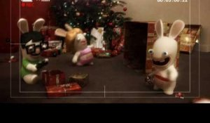 Rabbids Wish You A Merry Christmas !