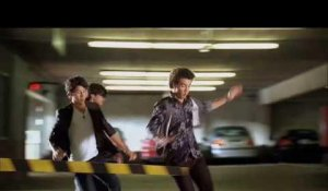 "Extrait de film THE JONAS BROTHERS ""Cut to the chase"""