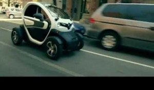 Renault Twizy in New York
