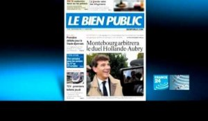 REVUE DE PRESSE NATIONALE 10/10/2011