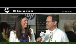 HP Eco Solutions: InternetNews.com's Eric Grevstad on going green