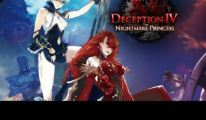 Deception IV: the Nightmare Princess - Bande-annonce de lancement