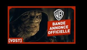 Suicide Squad - Bande Annonce Officielle Comic Con (VOST) - Jared Leto / Margot Robbie / Will Smith