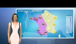 Orages ce week-end